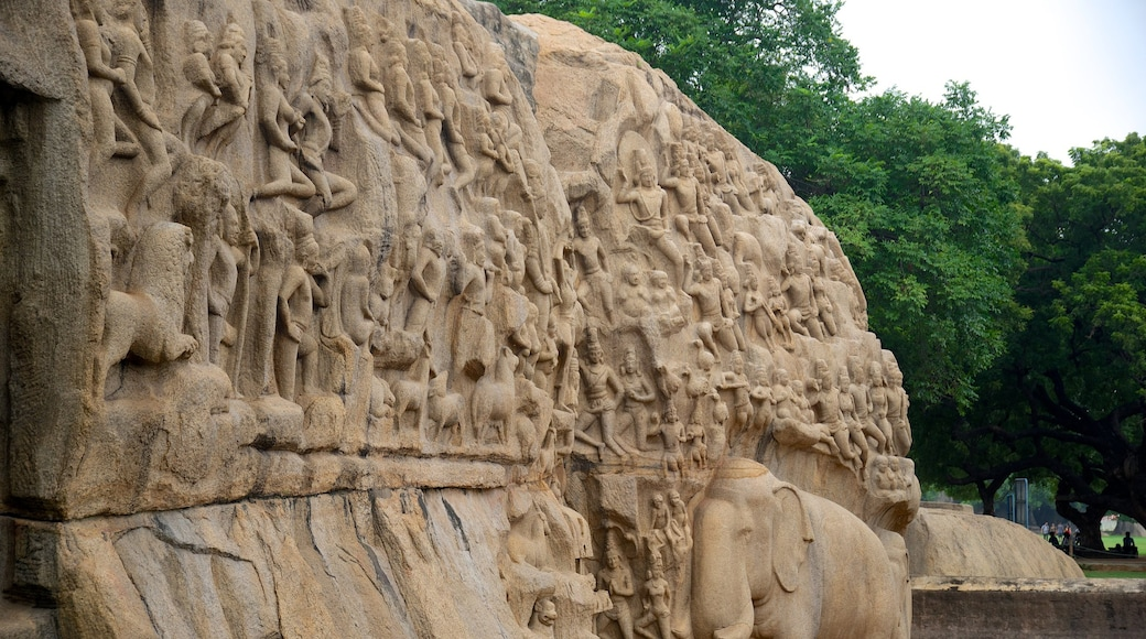 Đền Ganesha Ratha cho thấy di sản