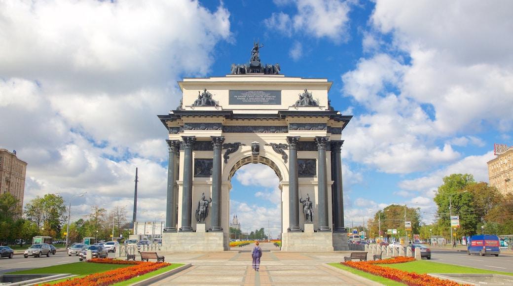 Triumphbogen das einen Monument