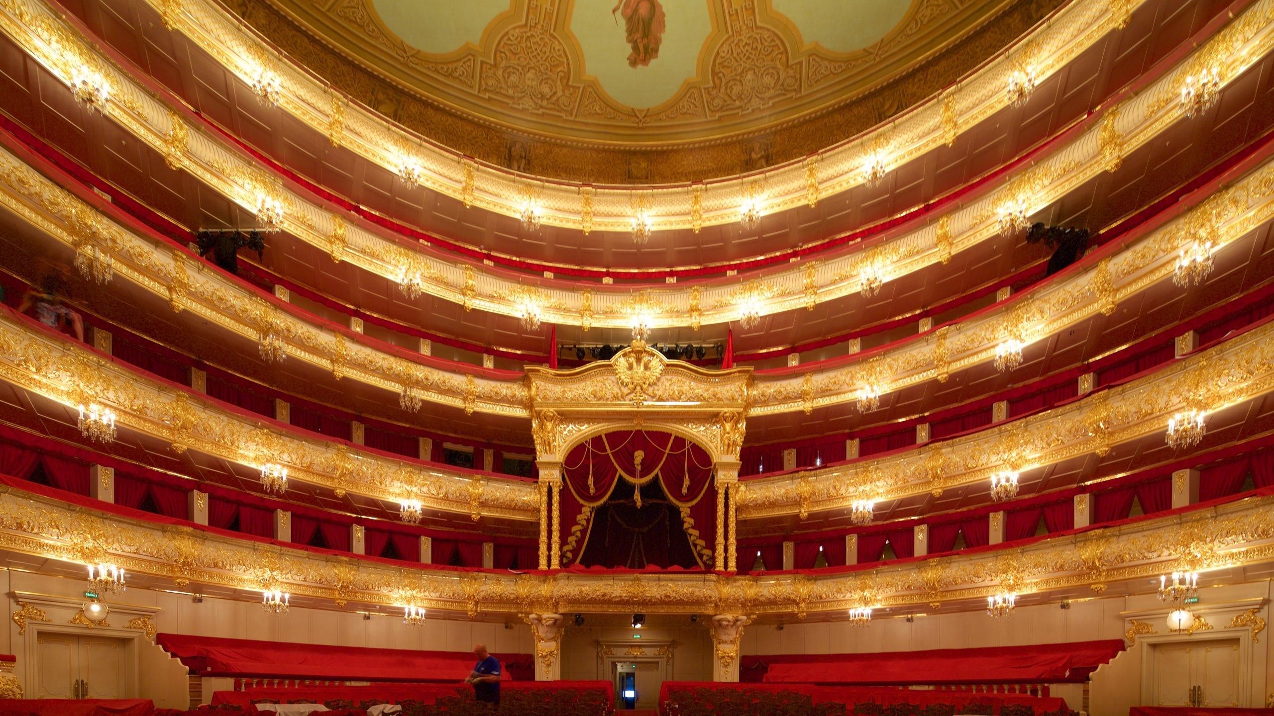Si eres un amante del teatro y tienes previsto viajar a Moscú, no puedes perderte esta pieza central de la escena artística rusa, cuyo magnífico auditorio y sus destacadas producciones te dejarán sin palabras.