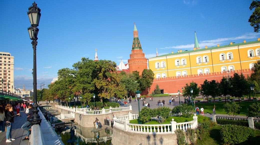 Alexandergarten das einen Park