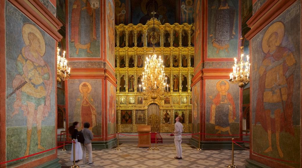 新處女修道院公墓 设有 歷史建築 和 內部景觀