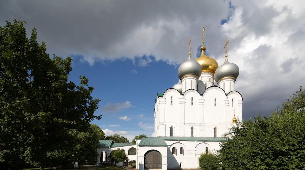 新處女修道院公墓 其中包括 歷史建築
