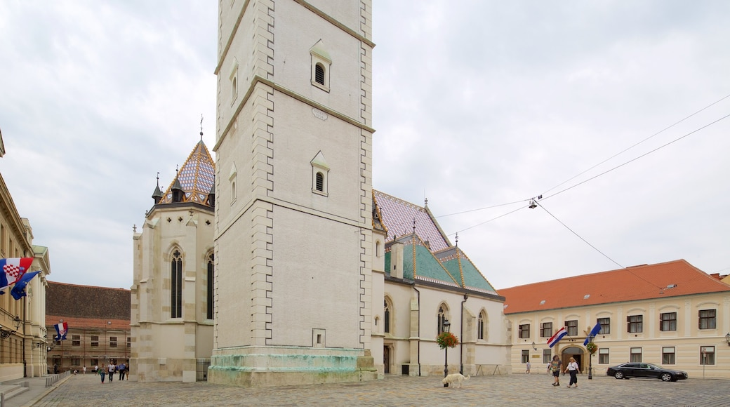 St. Mark\'s Church featuring a church or cathedral
