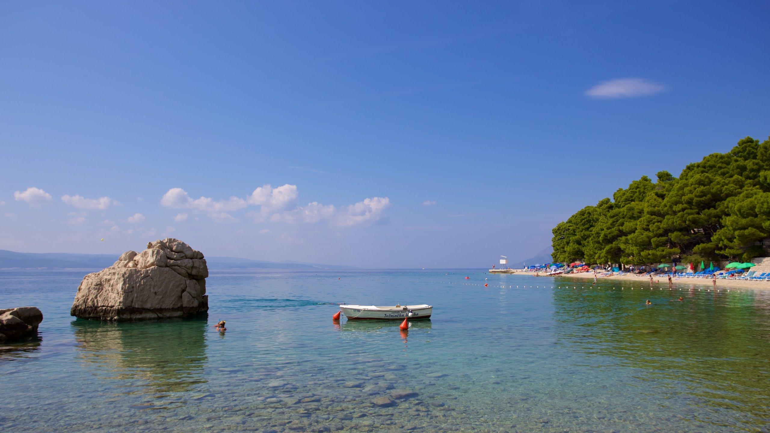 Municipality of Baška Voda, Split-Dalmatia, Croatia