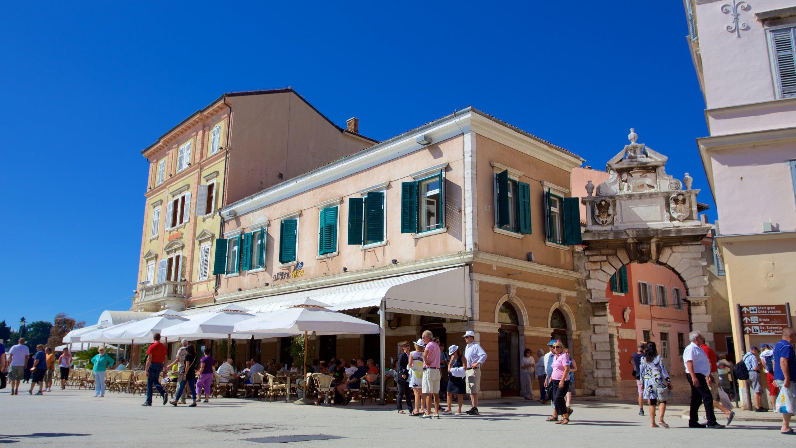 Balbi-Tor, Rovinj, Istrien (Bezirk), Kroatien