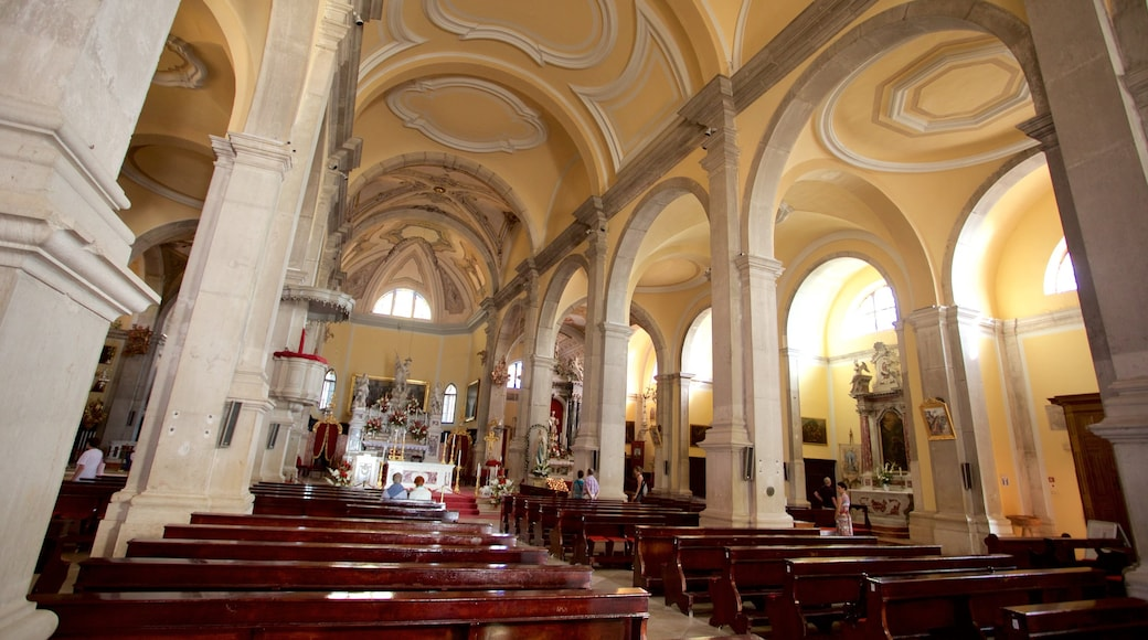 St. Euphemia\'s Church showing heritage architecture, heritage elements and a church or cathedral