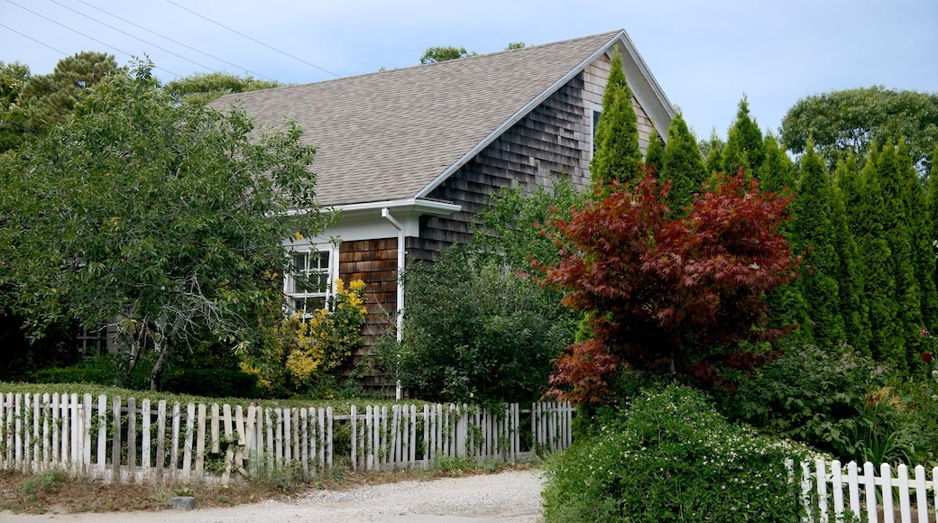 Provincetown which includes a house