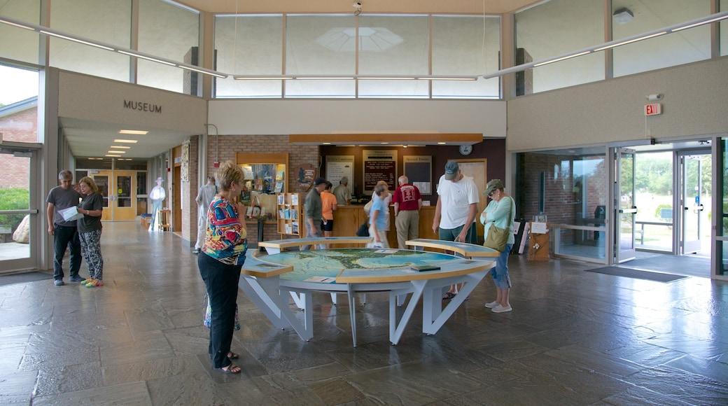 Salt Pond Visitor Center