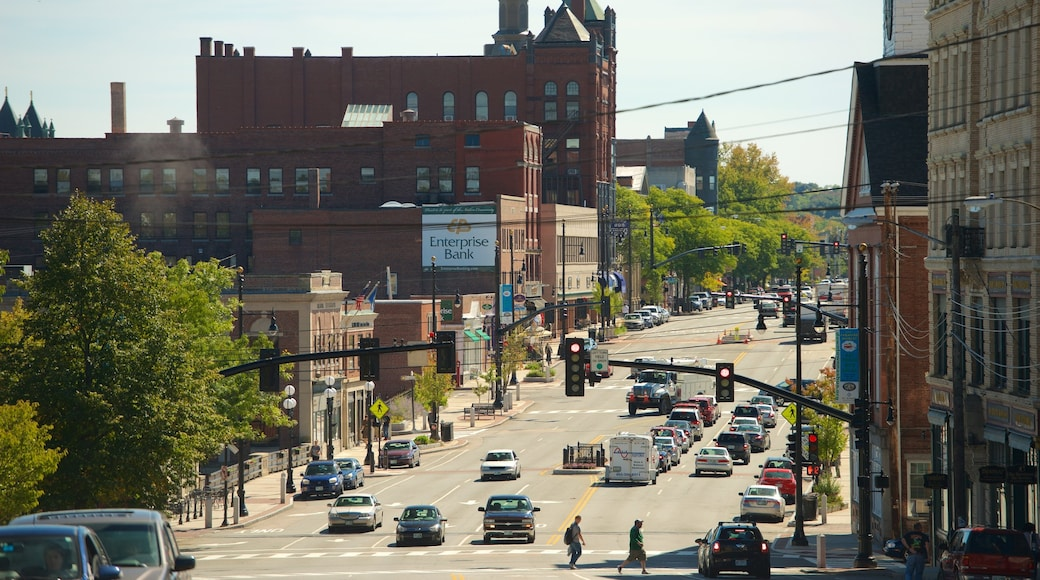 Nashua which includes a city