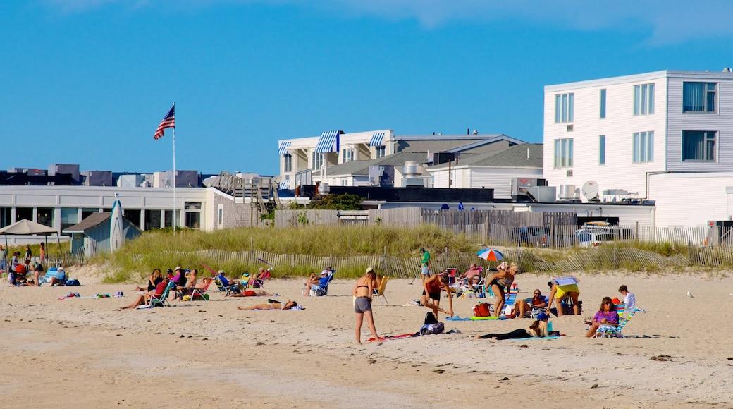 Old Silver Beach featuring a sandy beach