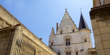Nantes ofreciendo arquitectura patrimonial y elementos patrimoniales