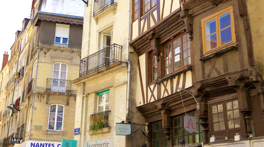 Nantes qui includes maison