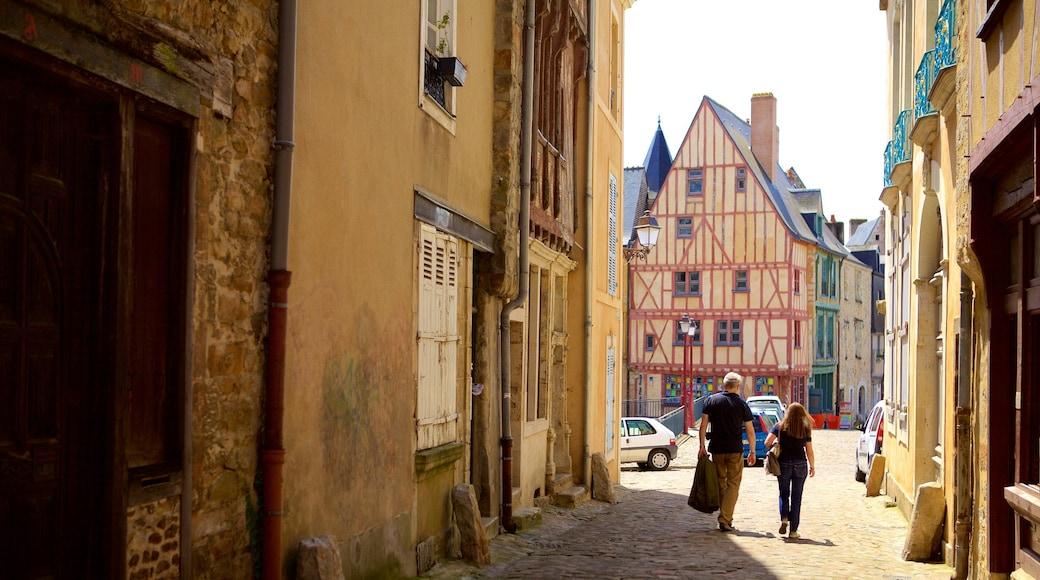 Le Mans qui includes patrimoine historique