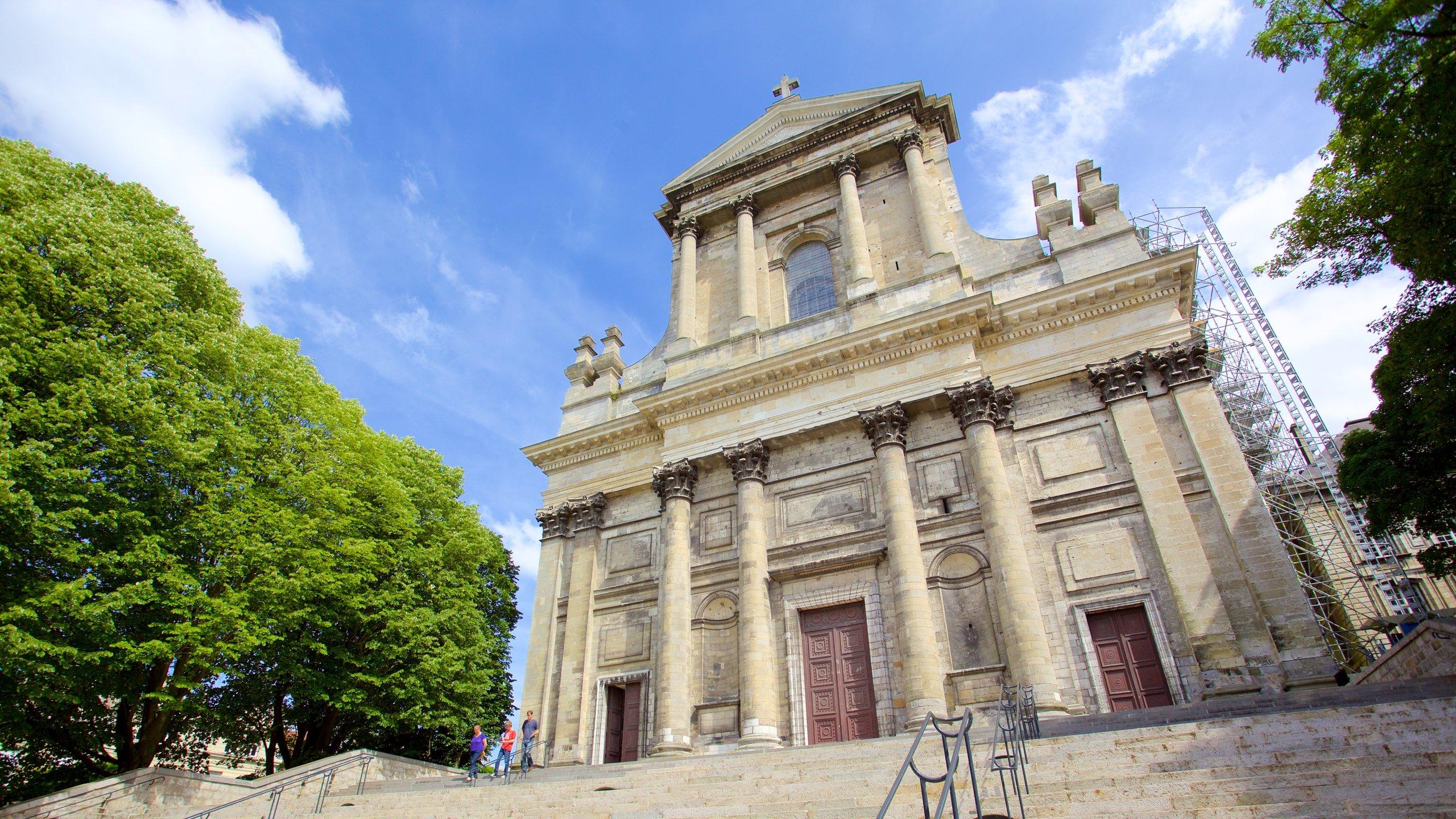 Notre Dame Cathedral, Arras, Pas-de-Calais, France