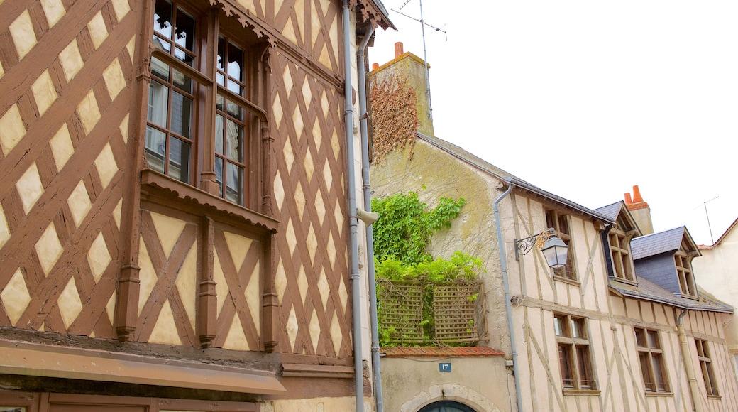 Blois mettant en vedette maison