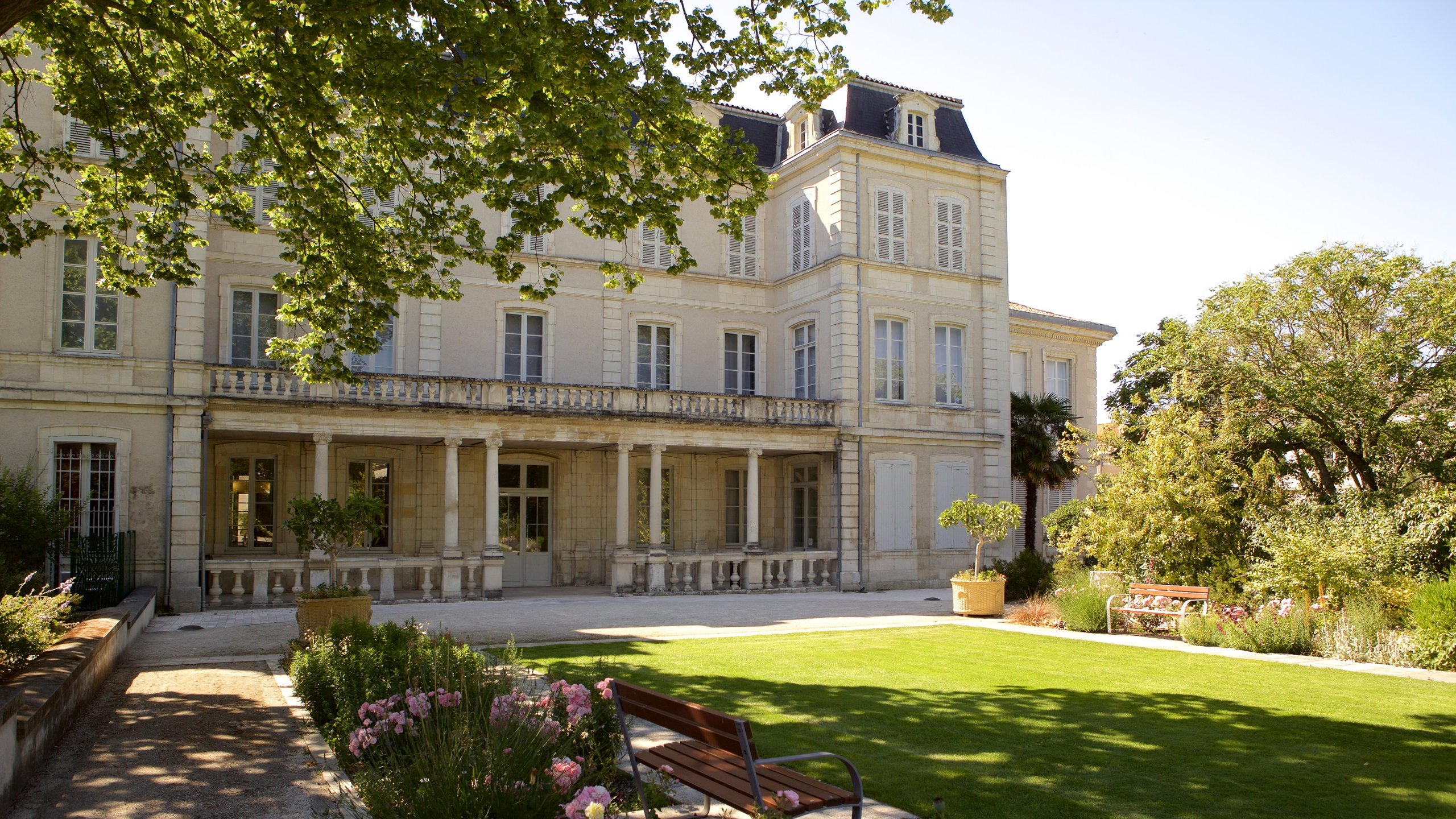 Stadscentrum van La Rochelle, La Rochelle, Charente-Maritime (departement), Frankrijk
