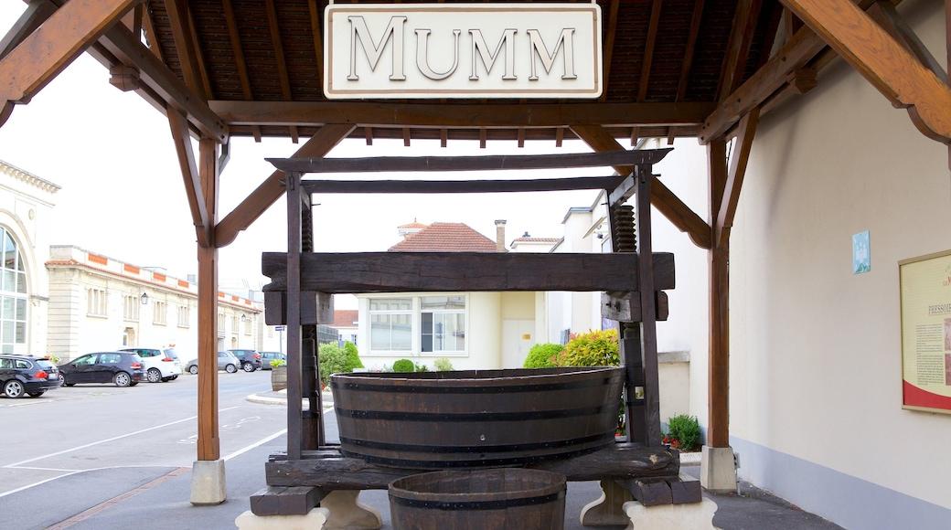 馬姆酒莊 呈现出 傳統元素