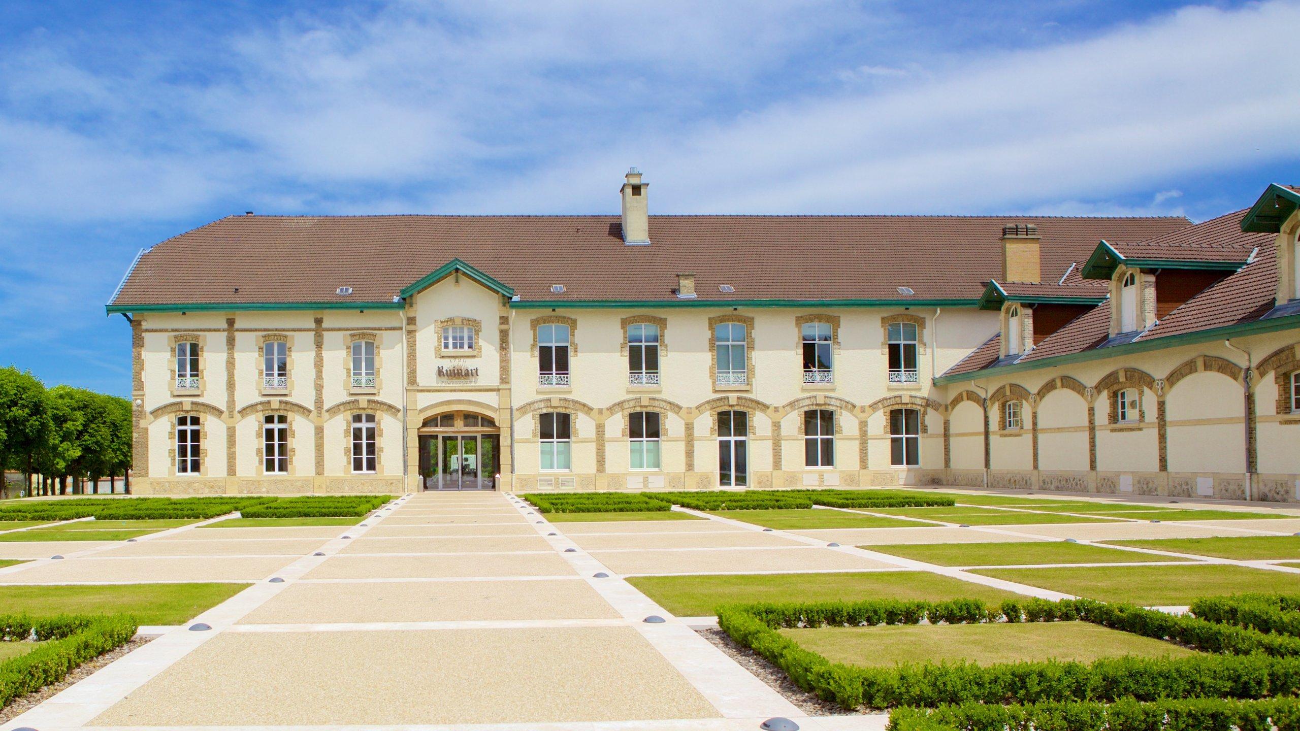 Eines der ältesten Champagnerhäuser der Welt lädt zur Erkundung gallo-römischer Kreidebrüche ein.