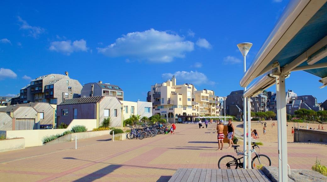 Minimes Beach featuring a sandy beach