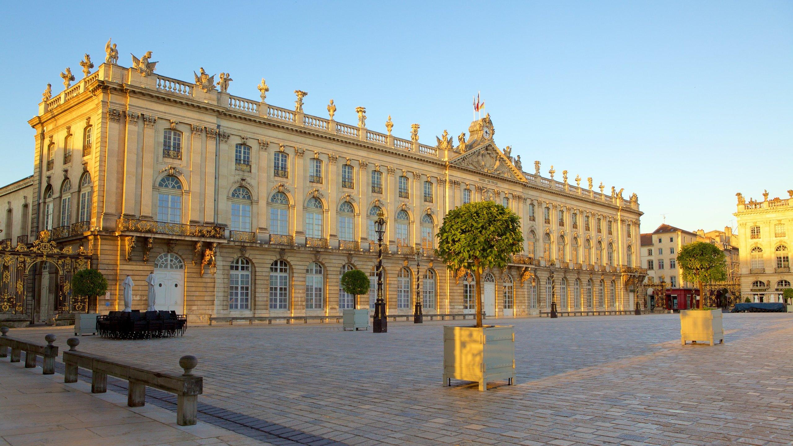 Saint Nicolas - Charles III - Ville vieille - Trois Maisons - Léopold, Nancy, Meurthe-et-Moselle (Department), Frankreich