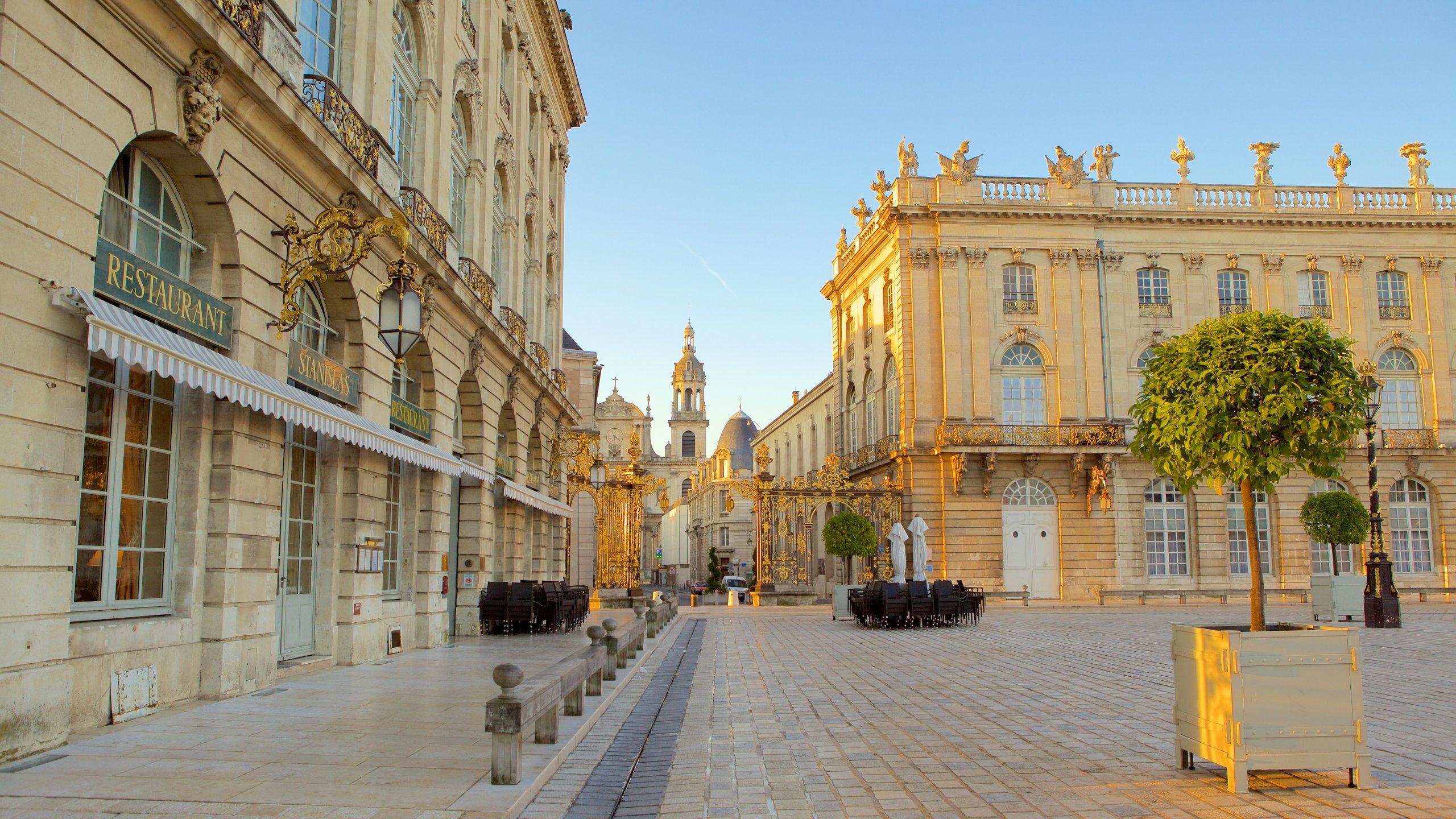 Hôtel de Ville von Nancy, Nancy, Meurthe-et-Moselle (Department), Frankreich