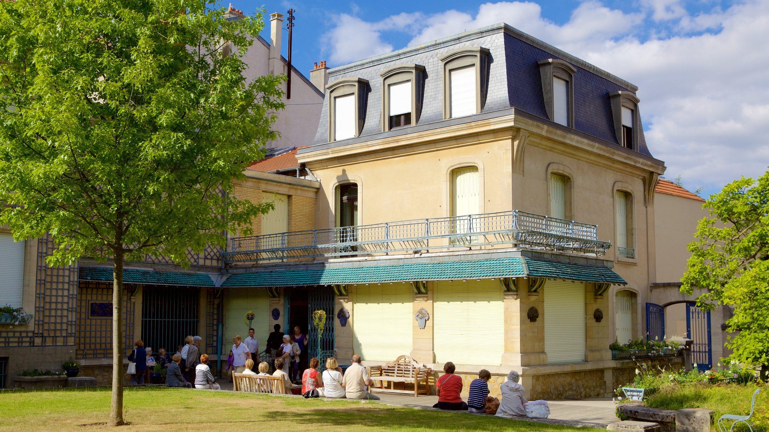 Musee de l'Ecole de Nancy, Nancy, Meurthe-et-Moselle (Department), Frankreich