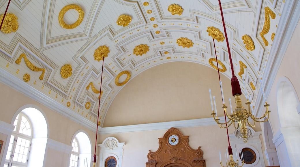 Palais du Parlement montrant patrimoine historique