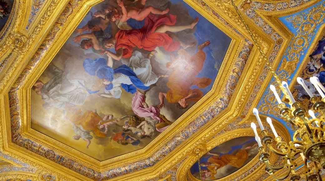 Palais du Parlement mettant en vedette patrimoine historique et art