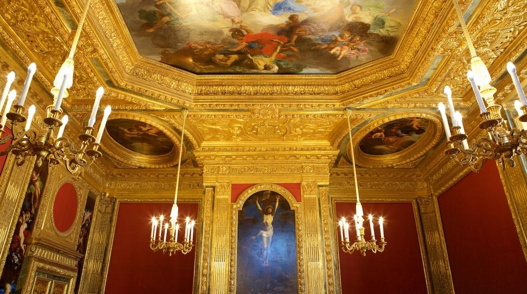 Palais du Parlement qui includes patrimoine historique et art