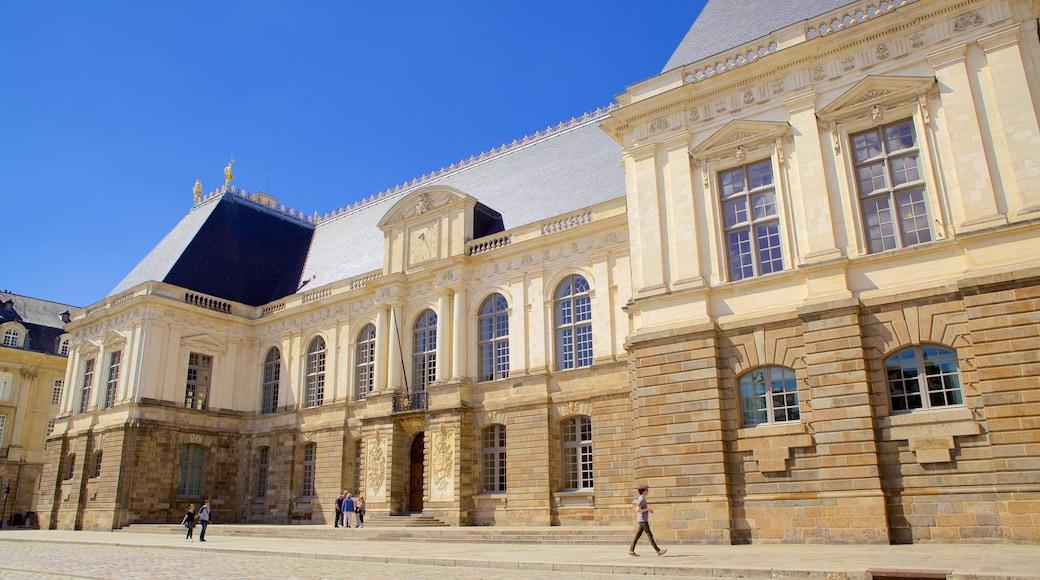 Palais du Parlement qui includes patrimoine historique