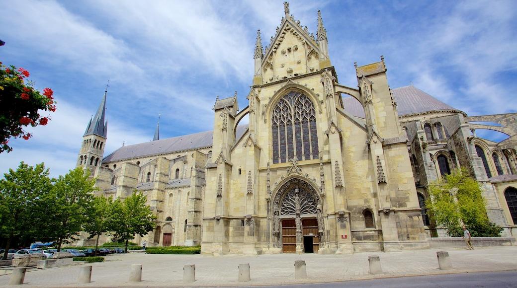 聖雷米大教堂 设有 教堂或大教堂 和 傳統元素