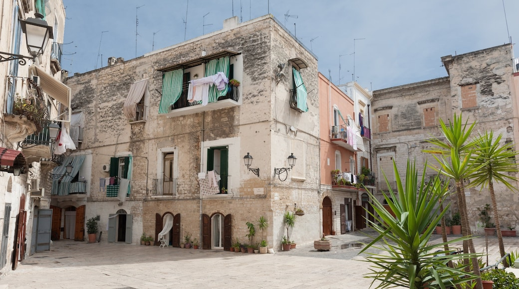 Bari which includes a house