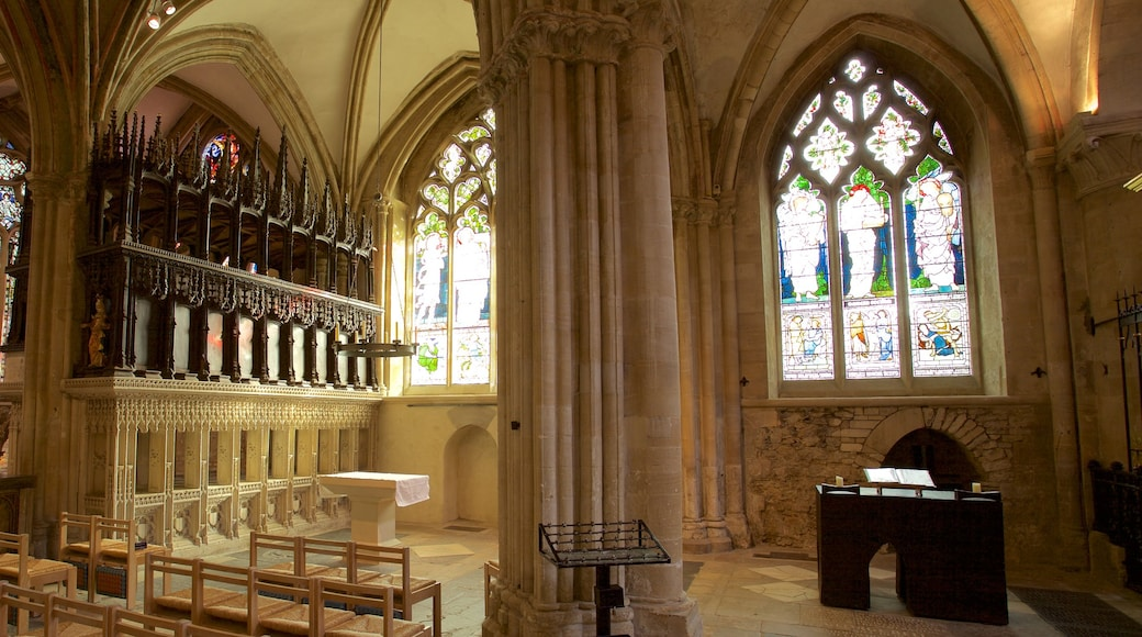 Christ Church Cathedral mostrando patrimonio de arquitectura, elementos del patrimonio y una iglesia o catedral