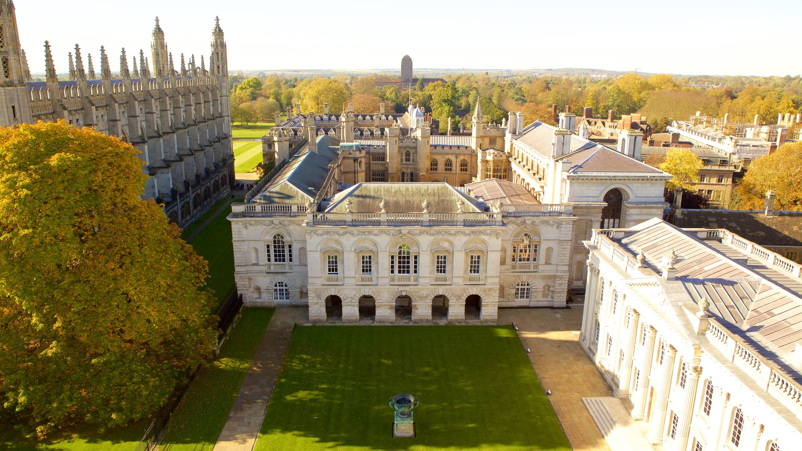Senate House, Cambridge, England, Storbritannien