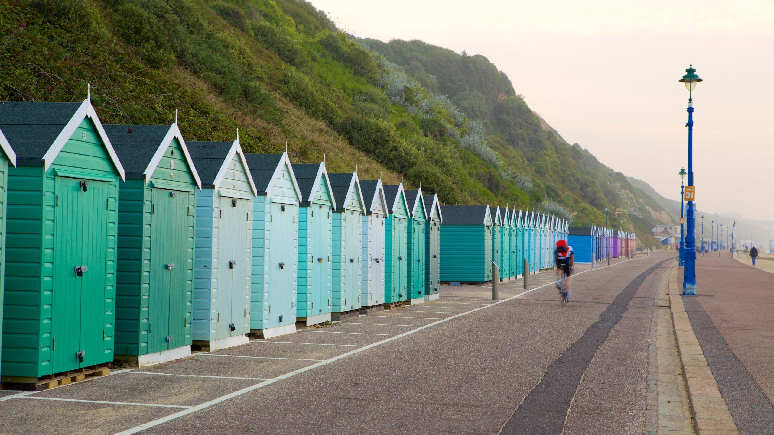 Bournemouth Beach, Bournemouth, England, United Kingdom