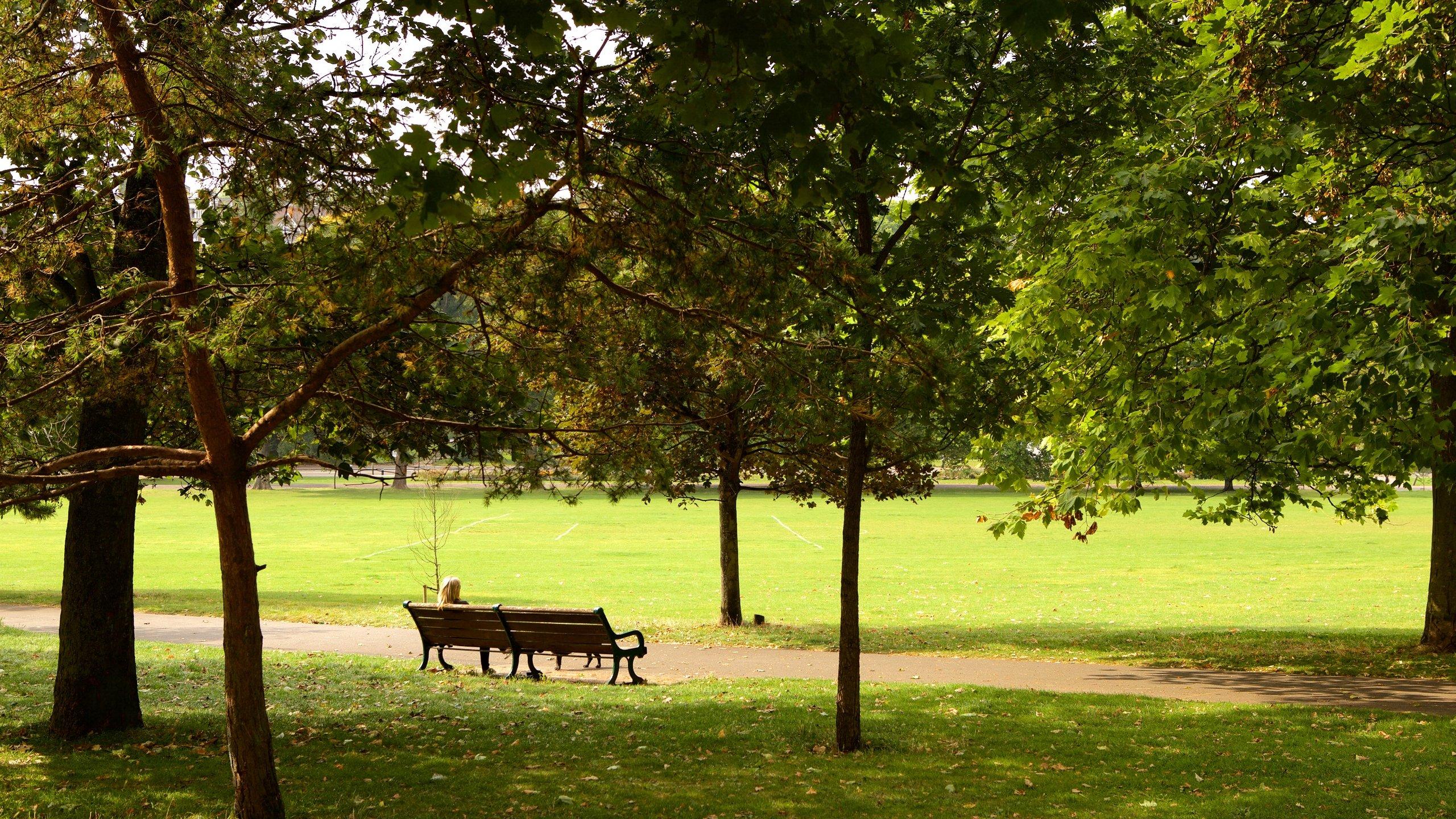 Preston Park, Brighton, England, United Kingdom