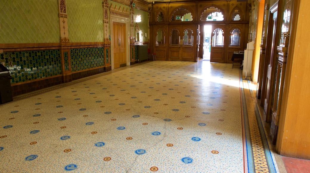 Brighton Dome showing interior views