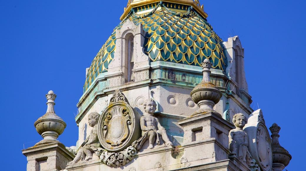 Brighton Clock Tower das einen Geschichtliches