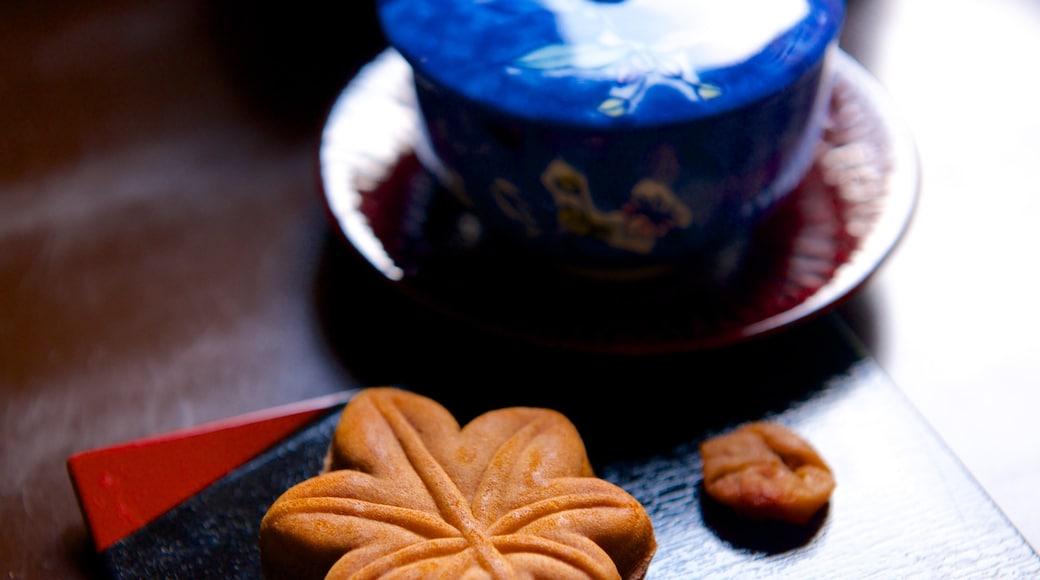 Hatsukaichi which includes food