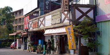 Gora 呈现出 指示牌 和 街道景色