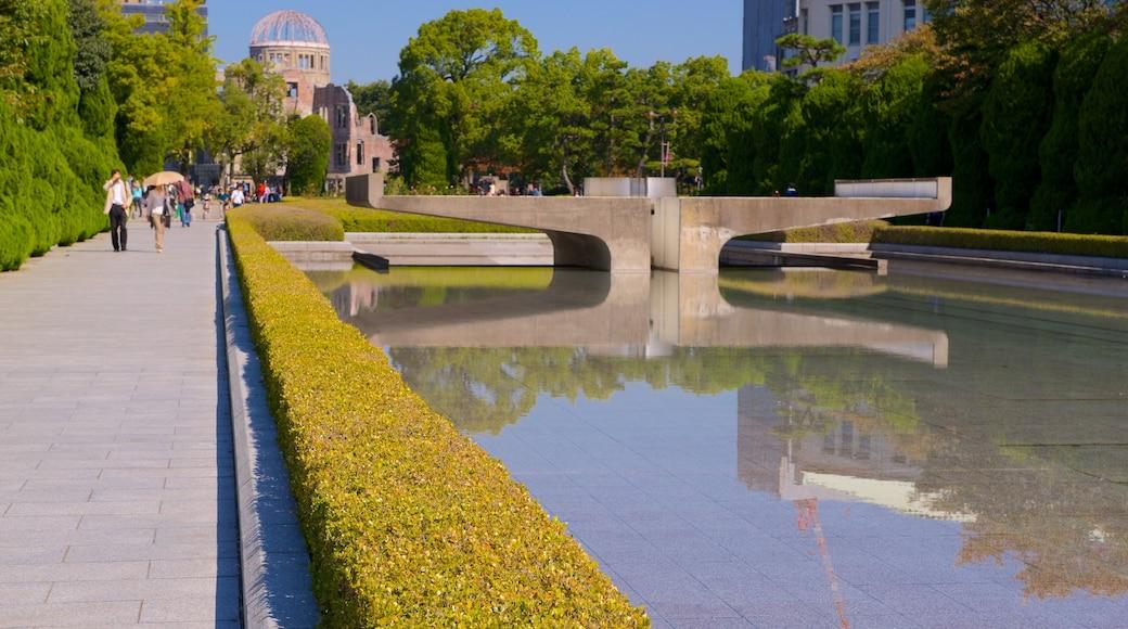Công viên Tưởng niệm Hòa bình Hi-rô-si-ma