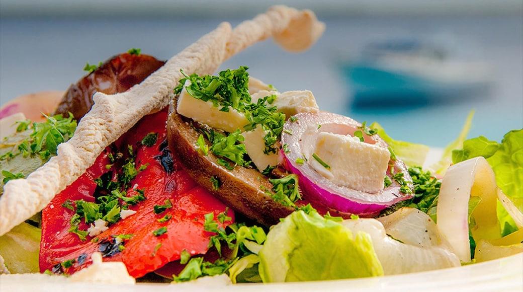 Bonaire bevat eten
