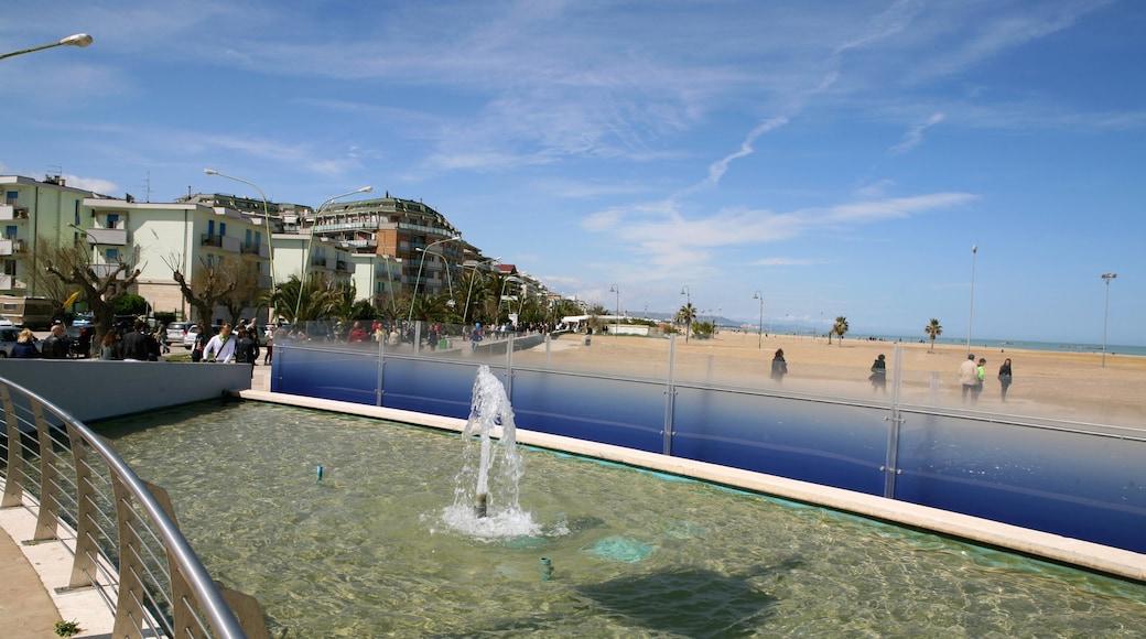 Pescara mostrando fontana