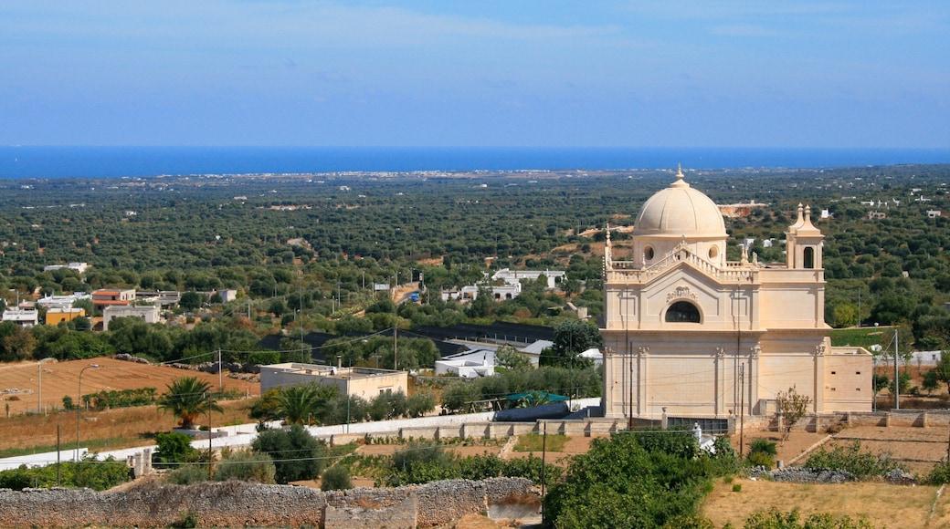 Lecce qui includes patrimoine historique