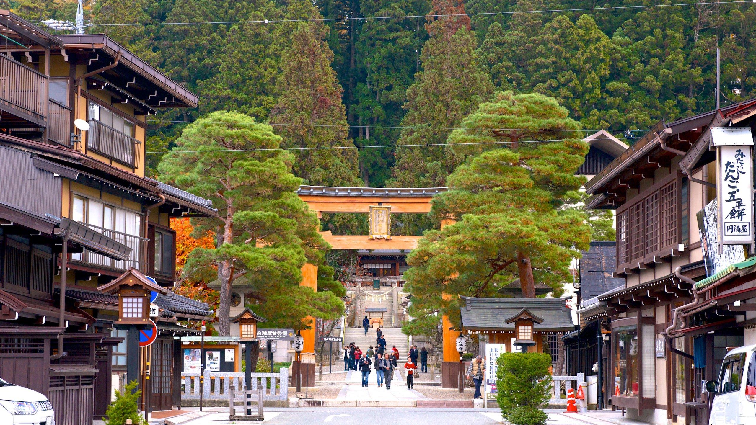 Takayama, Gifu (prefecture), Japan