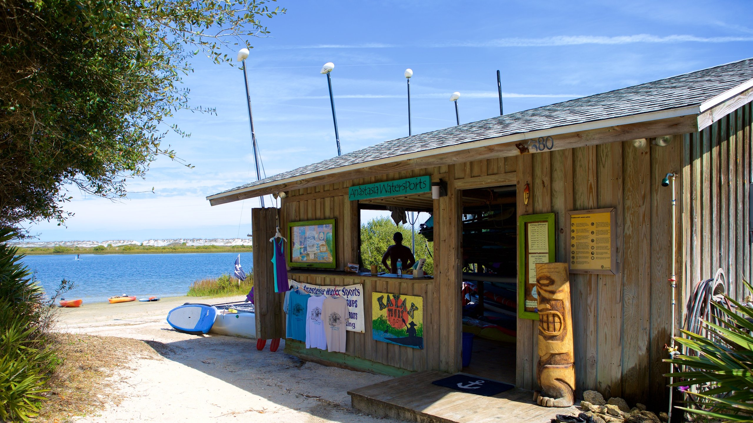 Camp in the forest and relax on spectacular beaches when you visit one of Florida's most beautiful state parks.