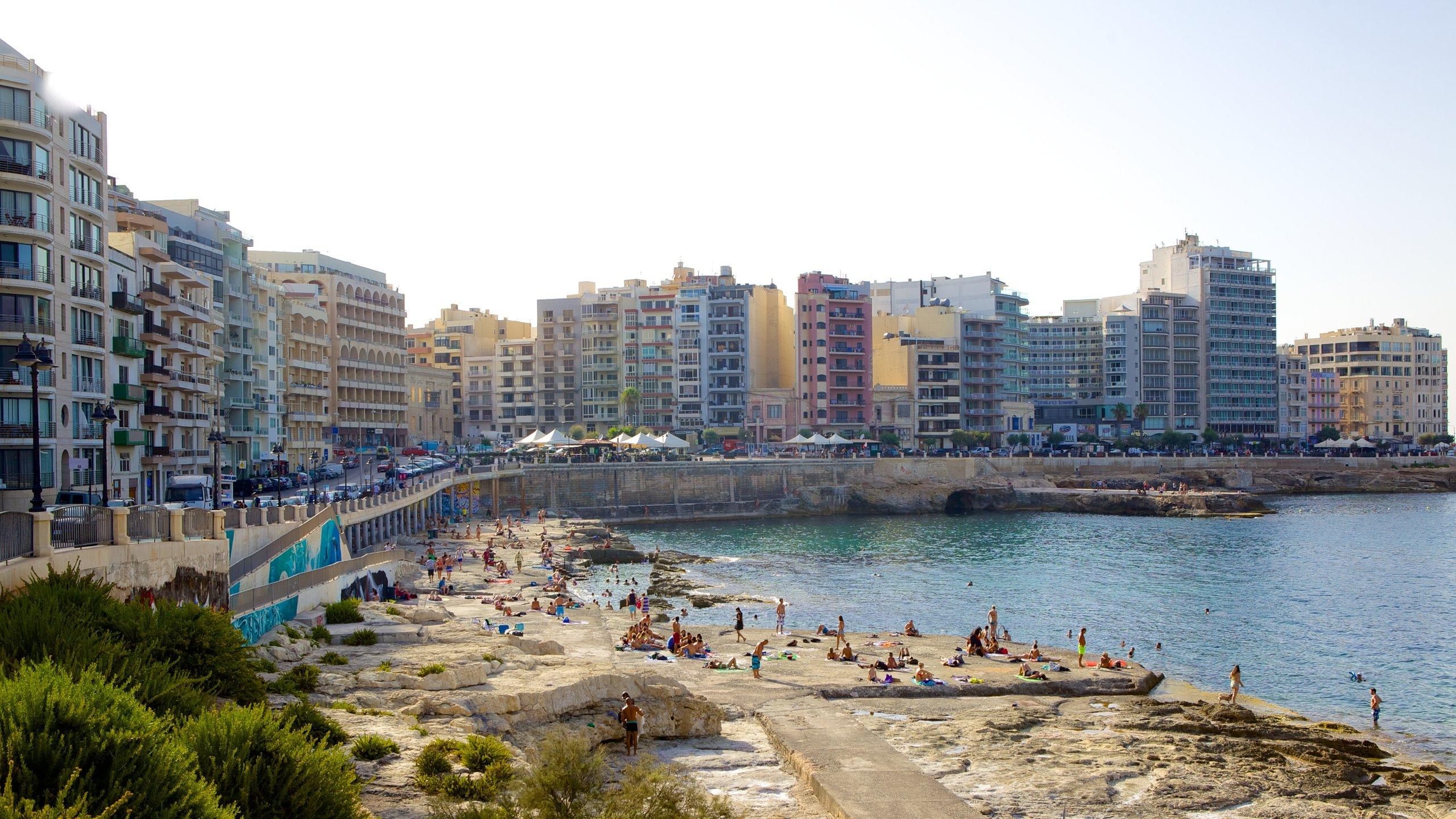 Sliema, Central Region, Malta