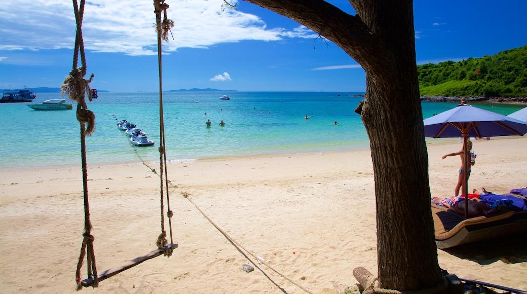 Nual Beach featuring a beach