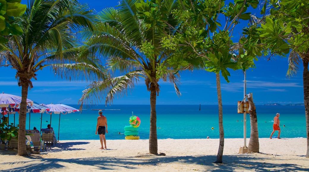 Samae Beach featuring a sandy beach