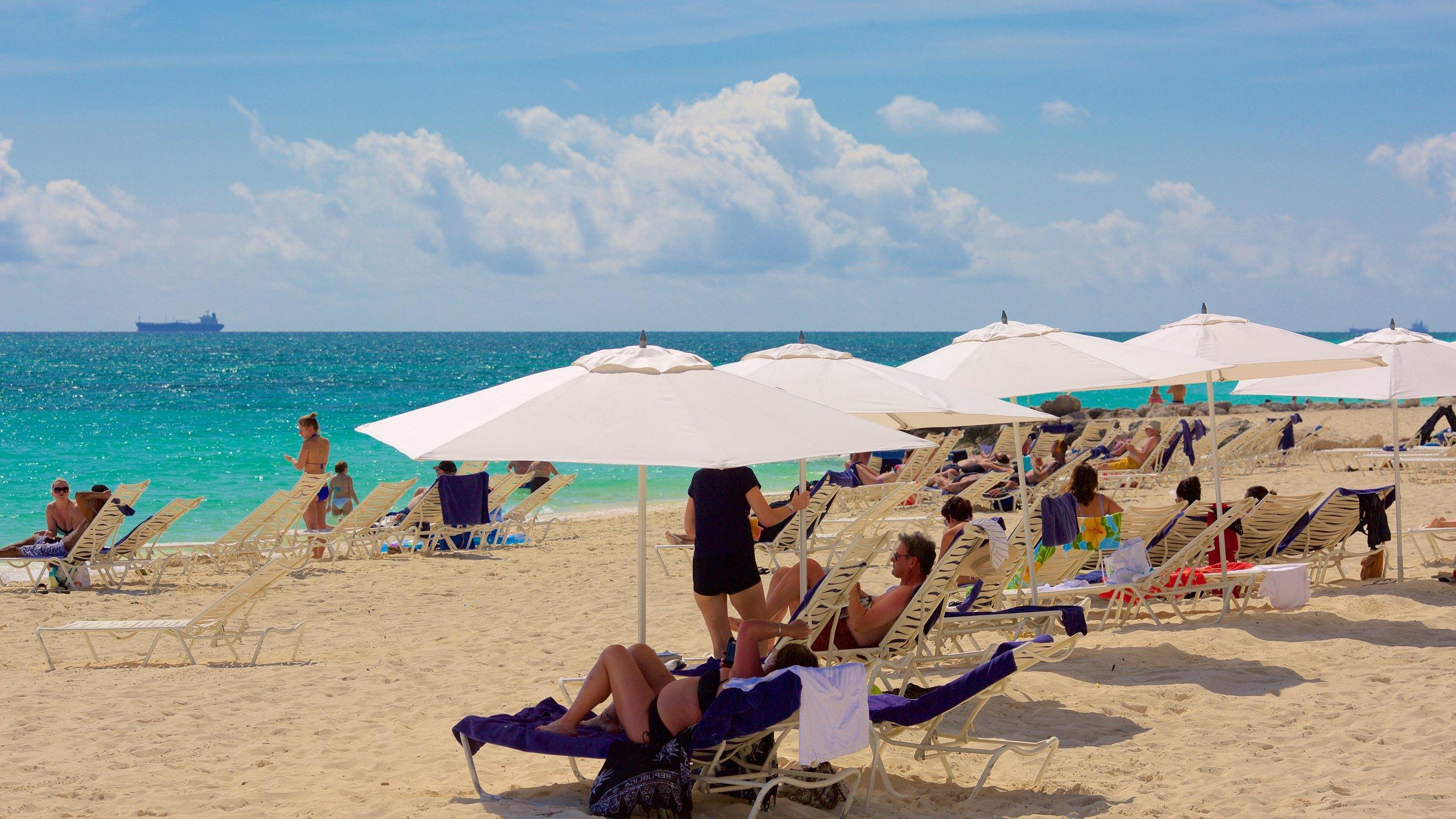 Lucaya Beach, Freeport, Bahamas